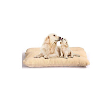 Extra Large Warm Soft Fleece Pets Dog Cat Bed Cushion Pillow Mat 100x65cm