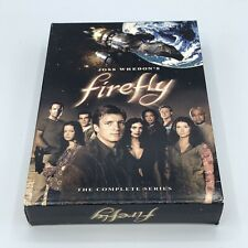 Firefly - The Complete Series (Dvd, 2009, 4-Disc Set) Joss Whedon