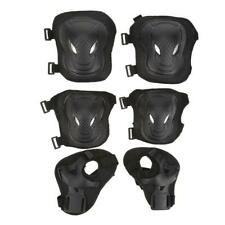 6pcs Adult Scooter Cycling Sports Safety Set Protective Kneepad for Rinding #Z