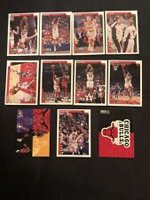 1997-98 Upper Deck Collector`s Choice Chicago Bulls Team Set Michael Jordan Mint