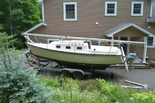 1982 T26 Commodore Cruiser Sail Boat with Trailer $3000 Or Best Offer,  AS IS,