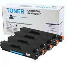 Set 4X Alternativ Toner fuer Brother Tn325 Dcp9055Cdn Hl4500