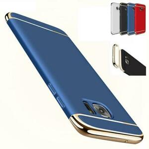 Ultra thin Slim Hard Case Full Protective Cover For Samsung Galaxy S7 S8 Plus