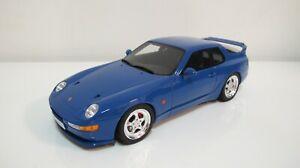 1:18 GT SPIRIT PORSCHE 968 TURBO S BLUE GT201 RESIN CARS