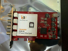 More details for tbs6909 dvb-s2 8 tuner pcie card