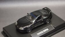 TAMIYA 1/64 TOYOTA Supra Black Collectors Club