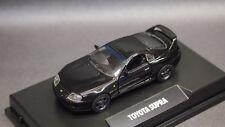 TAMIYA 1/64 TOYOTA Supra Black Collectors Club ( size kyosho tomica )