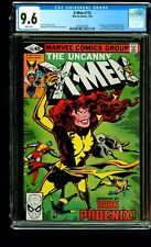 CGC 9.6 UNCANNY X-MEN #135 WHITE 1ST APPEARANCE SENATOR ROBERT KELLY MARVEL