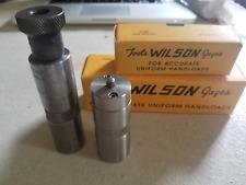 L.E. Wilson .308 Neck Sizer and Seater Set no bushing