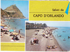 cartolina SICILIA . MESSINA - CAPO D'ORLANDO 3295