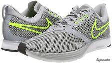 Nike Mens Zoom Strike Training Running Sneaker Shoe Wlfgry/Volt Cool Gray 11.5M