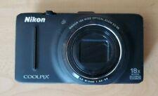 Nikon COOLPIX S9300 16.0MP Digital Camera - Black