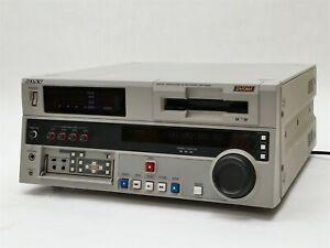 SONY DSR-1800A DVCAM DIGITAL VIDEO RECORDER PLAYER MINI-DV DV DRUM NTSC HRS: 494