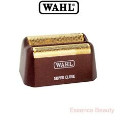 WAHL Shaver/Shaper Replacement SUPER CLOSE FOIL GOLD 5 Star Series .