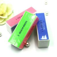 5Pcs Nail Art Polishing Block 4-sided Nail File Buffer Block Manicure Sanding E