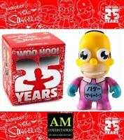 Kidrobot- The Simpsons 25th Anniversario Mini Serie - Mr.Sparkle ??? Figura