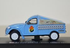 "Citroën 2CV PICK-UP ""TRANS AFRIQUE 94"""
