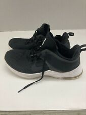 New listing Nike Women's Air Max Bella TR 2 AQ7492-002 Black Running Shoes Lace Up Size 11