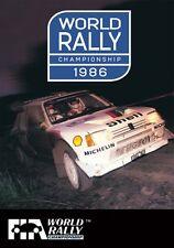 World Rally Championship - Review 1986 (New DVD) FIA WRC Kankkunen Toivonen