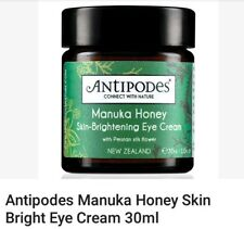 Antipodes - Manuka Honey Skin-Brightening Eye Cream 30ml