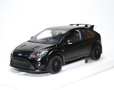 Ford Focus RS 500 rs500 2010-Noir Mat Black-MINICHAMPS 100080000 1:18
