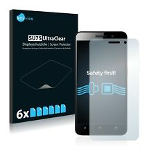 6x Savvies Screen Protector for Huawei Honor 4C Pro Ultra Clear