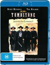 Tombstone  - BLU-RAY - NEW Region B