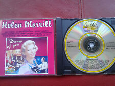 Helen Merrill -Dream Of You CD -1992 (Bonus Tracks) NEW EX SHOP STOCK