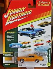 2017 JOHNNY LIGHTNING Classic Gold 1974 FORD GRAN TORINO ~~Version D~~