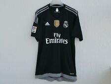 ADIDAS REAL MADRID GOALKEEPER HOME JERSEY 2015/16 SIZE L