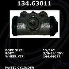 Drum Brake Wheel Cylinder-Front Drum, Rear Drum Rear Centric 134.63011