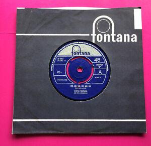 """E403, Um,Um,Um,Um,Um,Um Wayne Fontana, 7"""" 45rpm Single, Excellent Condition"""