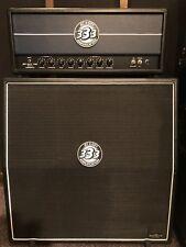Jet City 100 watt head with 4x12 cabinet eminence speakers Soldano 333