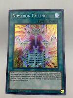 Yugioh! Numeron Calling - BLAR-EN027 - Secret Rare - 1st Edition (MINT)