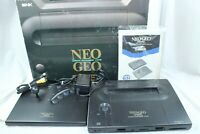 Neo Geo AES Console System japan Tested Working Controller box