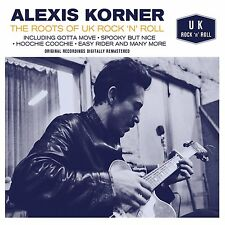 Alexis Korner - The Roots of Rock 'n' Roll, CD Neu