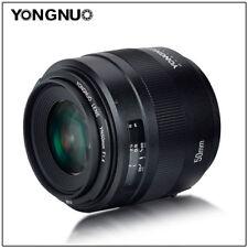【YONGNUO OFFICIAL】YN EF50MM F/1.4N Standard Auto & manual Focus Lens For NIKON