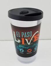 El Paso Live.com LIKA Tumbler Travel Cup Mug 16oz w/Lid