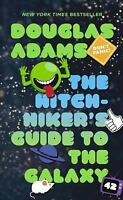 The Hitchhiker's Guide to the Galaxy by Adams, Douglas