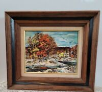 Antique Wood Frame Eastlake Deep Cover Picture Frame Fits 8x10 Photo