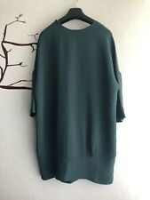 robe Toupy vert modele tania ample t 38 ou 40