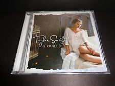 TAYLOR SWIFT Ours Written By Taylor Swift CD SINGLE Two Tracks BRAND NEW SEALED