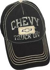Chevorlet Logo Chevy Truck Division Muscle Car Adult Adjustable OSFA Cap Hat