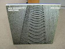 Jack DeJohnette New Rags jazz vinyl LP EX 1977 ECM