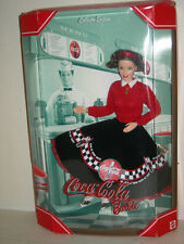 Soda Fountain Barbie Collector Edition Mint In Package