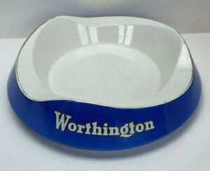 Vintage Worthington Beer Bar Ashtray - Royal Norfolk