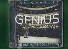 RAY CHARLES  - THE ULTIMATE COLLECTION CD NUOVO SIGILLATO