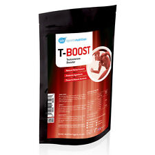 Testosterone Booster 90 Caps & Muscle Building Workout Personalised Diet Plan