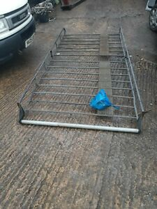 Peugeot boxer Roof Rack Heavy Duty with roller 2005
