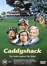 CADDYSHACK Chevy Chase, Rodney Dangerfield, Bill Murray DVD NEW